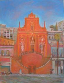 Santa Teresa Chiaia Naples