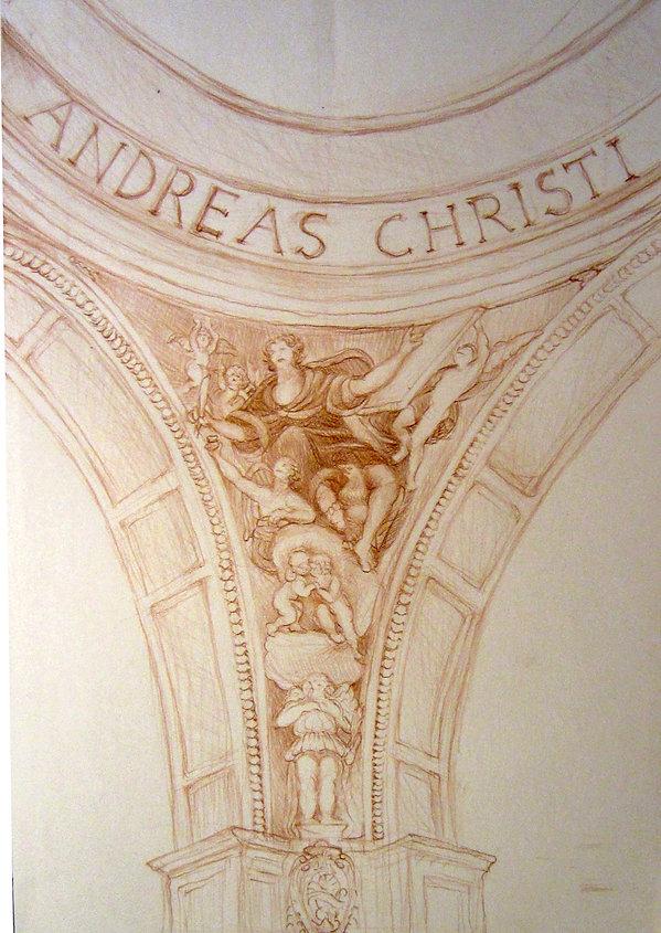 Sant Andrea della Valle rinfianco del Do