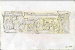 Pluteo Traiano pencil.jpg