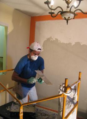 Fresco el nuevo Herald artist plaster ar