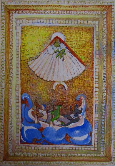 Caridad del Cobre para el Papa Francisco