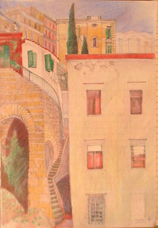 Neapolitan architecture