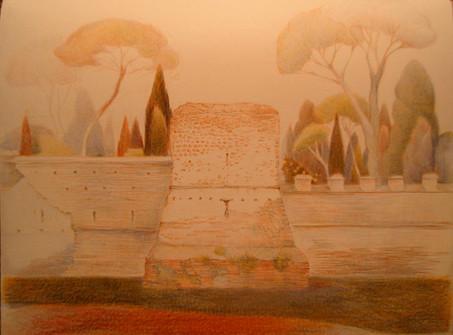 Tower of the Aurelian Walls