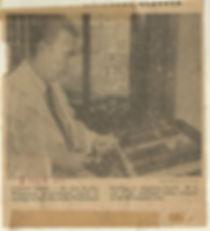Mi Padre en su Consulta de Wilmington 19