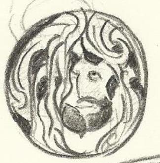 Medalla 3 conmemorando el BAUTIZO de Con
