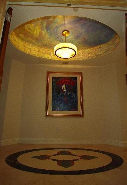 Don Entranceway ceiling Egg Herald.jpg