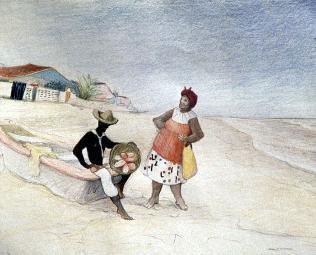 Pescadores de Barlovento
