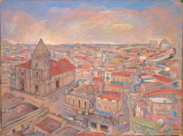 Church of La Soledad - Old Cuba