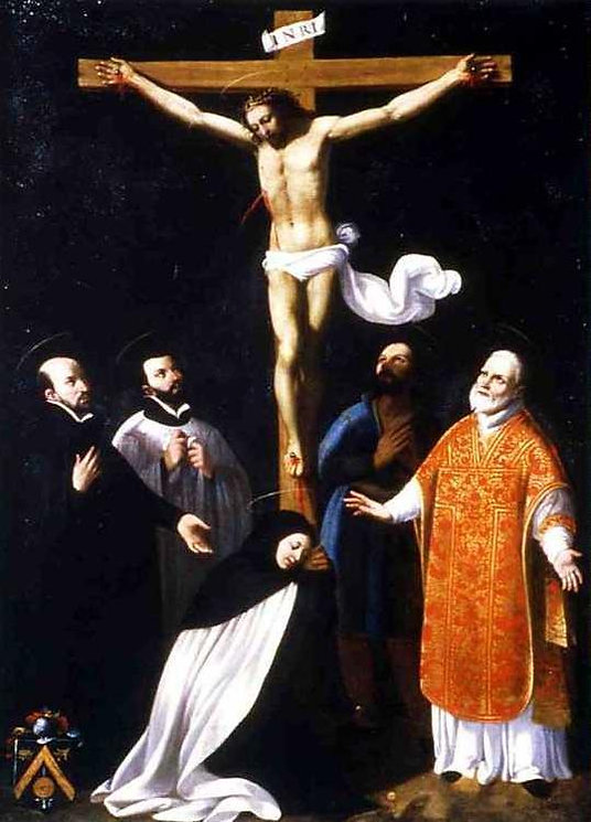 Canonization of Four Spaniards and One S