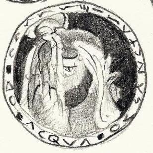 Medalla 1 conmemorando el BAUTIZO de Con