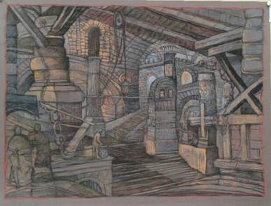 Prisons of PIRANESI (I)