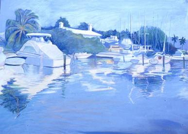 Waters Blue