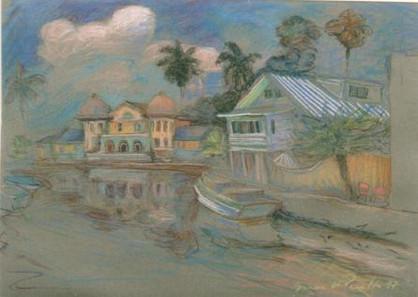 Seybold Canal - Miami River