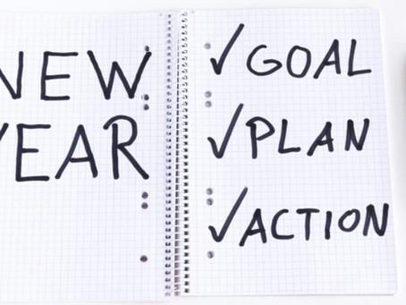Návod na to jak (v příštím roce) dosáhnout svých cílů