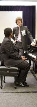 Masterclass at Music Teachers National Association