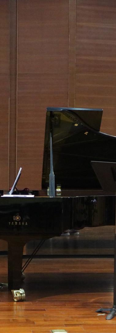 At Xinghai Conservatory, Guangzhou, China