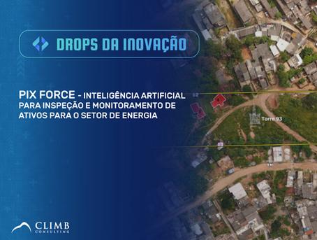 Pix Force - Inteligência Artificial para inspeção e monitoramento de ativos para o setor de Energia