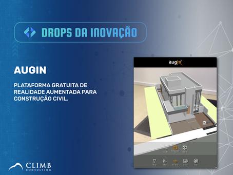Augin - plataforma gratuita de realidade aumentada para construção civil