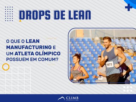 O que o lean manufacturing e um atleta olímpico possuem em comum?