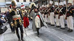 Astorga vu par l'aide fourrier
