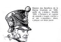 Uniforme de la Marine (partie II)