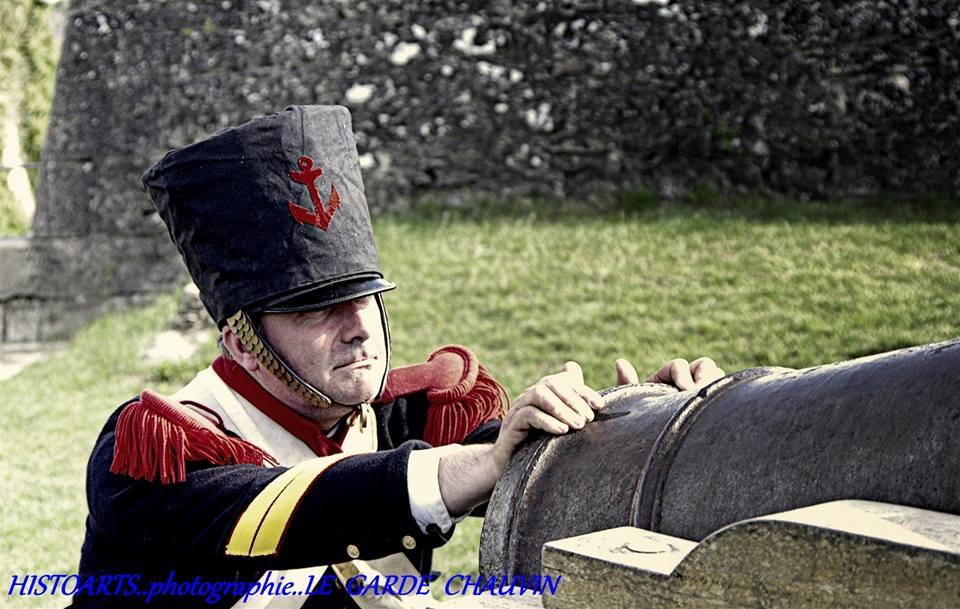 maître canonnier dit Tire-Bourre