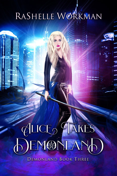 Alice Takes Demonland