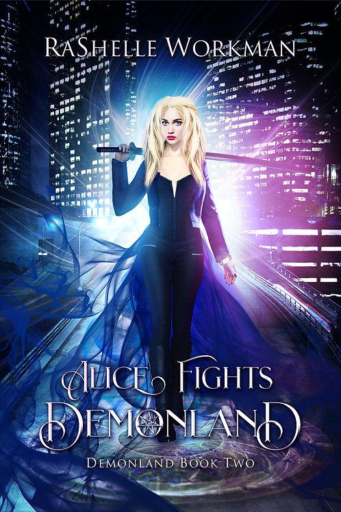 Alice Fights Demonland