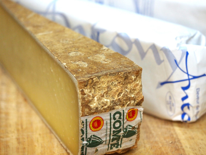 Outstanding Cheese that nearly impossible to find in Hong Kong