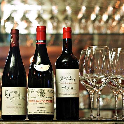 Chez Raymond de Paris | Best Wine in Hong Kong