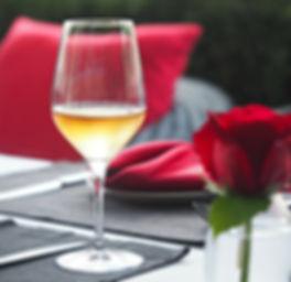 Drinking Wine in Chez Raymond de Paris