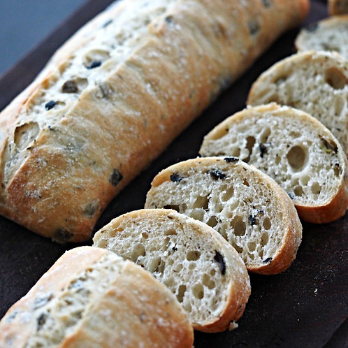 So Moelleux (So Soft) 2 Olives & Thyme Bread 23cm