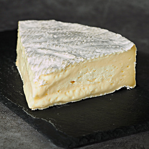 Petit Brie Fermier by Cheese Master Rodolphe Le Meunier