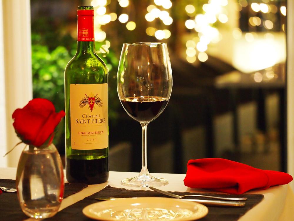 Romantic Dinner @ Chez Raymond