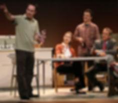 es Misérables - La Mirada Theatre - Directed by Brian Kite