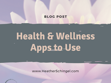 Health & Wellness Apps