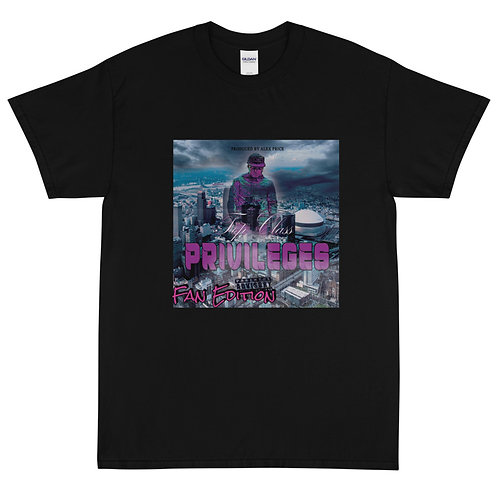 Privileges T-Shirt Black/White