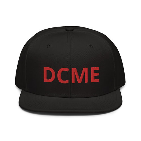 DCME Snapback Cap 125-978