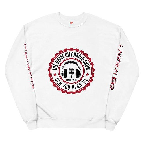 Dome City Radio Show sweatshirt