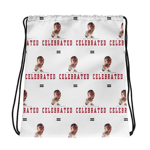 Celebrated Drawstring bag