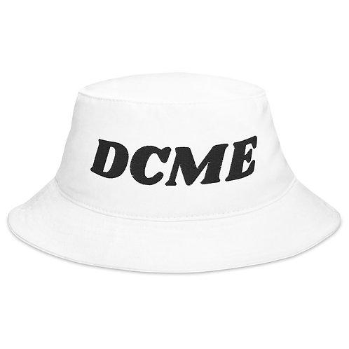 DCME white/Black Bucket Hat