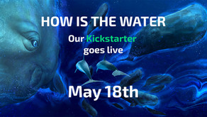 Our Kickstarter Campaign launches on May 18th!