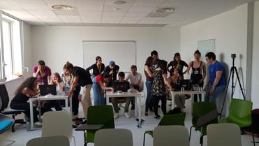 VR Workshop Brest