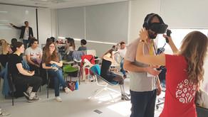 Workshop for Diving into Marine Minds Conference 2019 in Brest, France