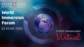 Stereopsia - World Immersion Forum 2020 by XR4ALL