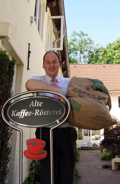 Andreas Tunger, Alte Kaffee-Rösterei Flensburg