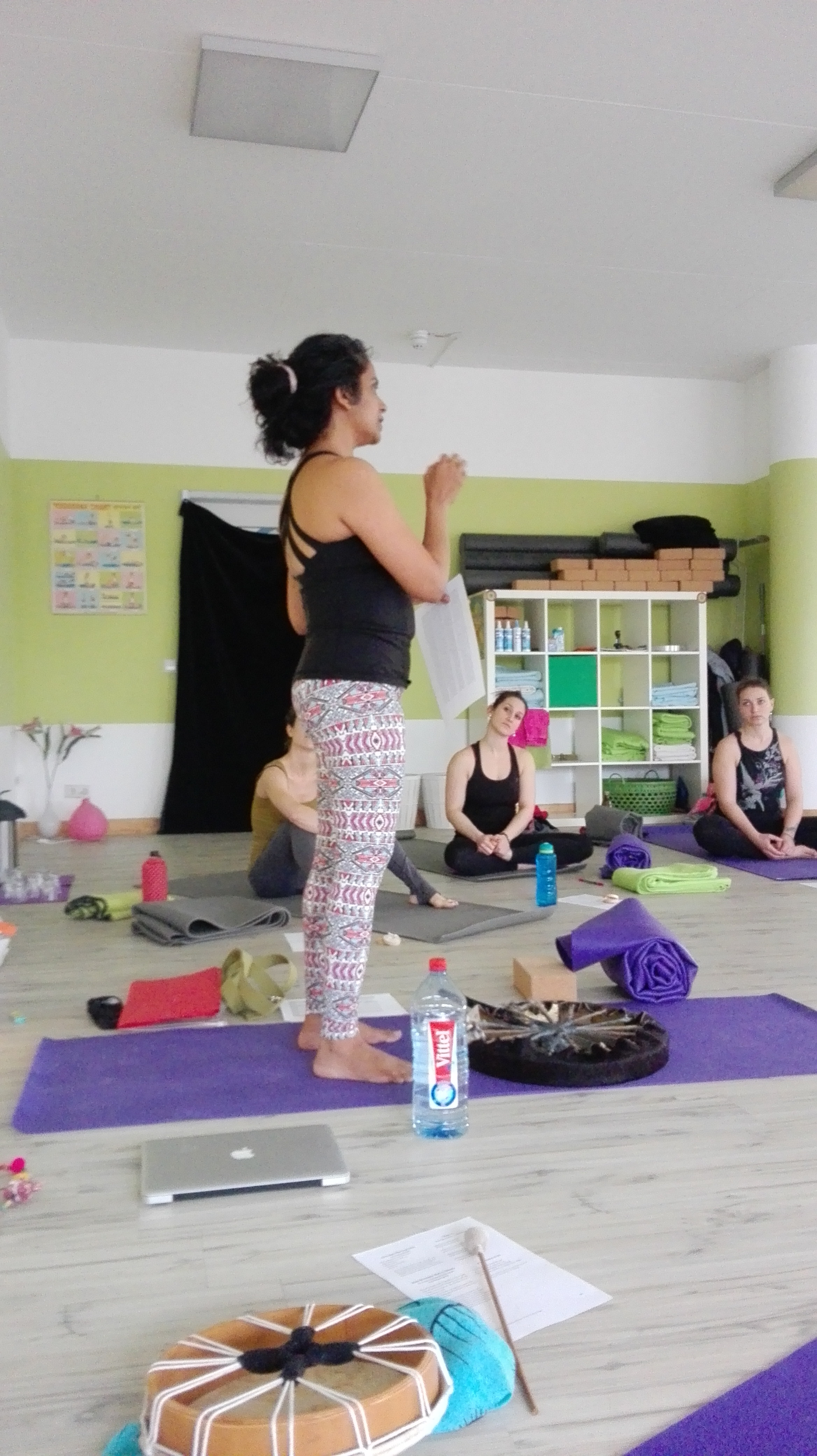 Sukha Yoga Workshop