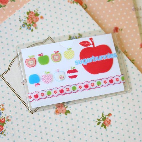 sugarbunnies cartoon card pocket holder