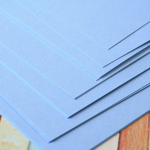 marine blue craft style cardstock