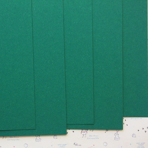 evergreen colorset card stock